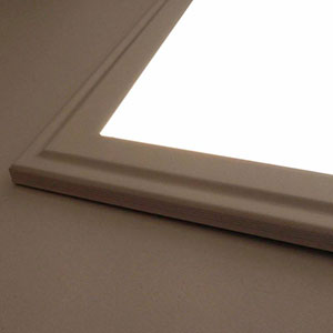 Panel Led 1200x300mm 45w Slim