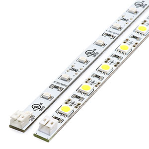 Rigid LED Light Bar 1 And3 Chip LED Comparison 0008