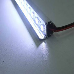 Pl310703 Ip67 Smd 5050 Epistar Rigid 7 2w Led Strip Light Cool White 30pcs For Cove Lighting